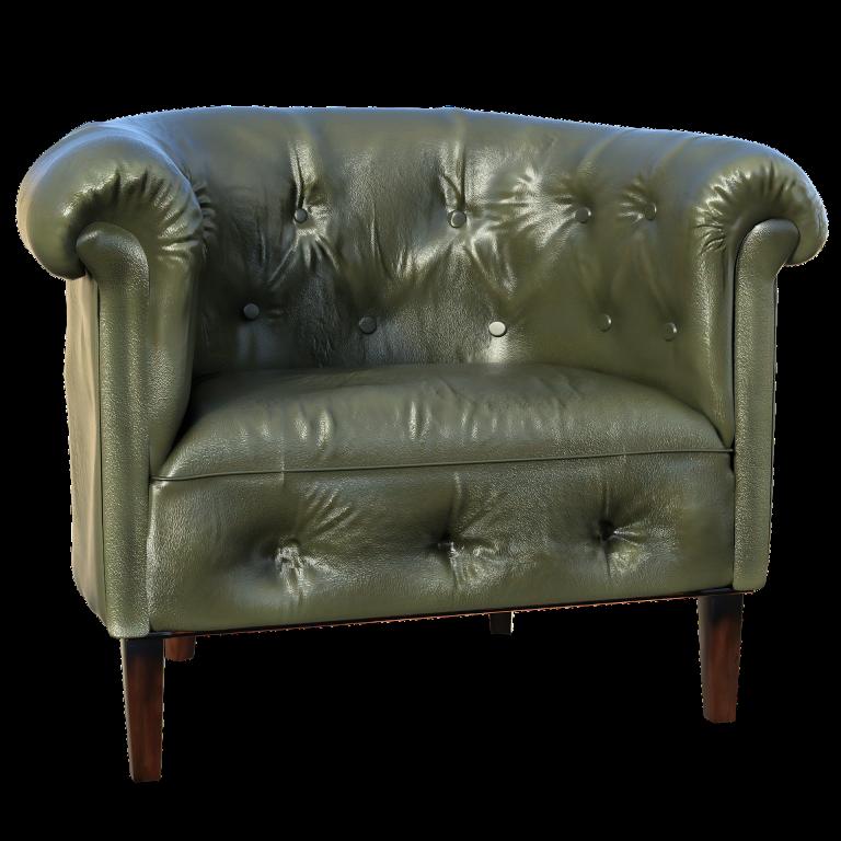 Pourquoi un tel prix pour un fauteuil club ancien ?
